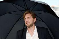 Directro Ruben Ostlund, winner of the 2-17 Cannes Film Festival