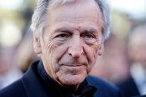 Filmmaker Constantin Costa-Gavras, Golden Globe winner