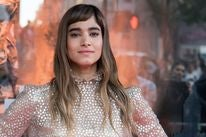 Actress and dancer Sofia Boutella