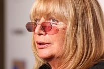 Actor, director, producer Penny Marshall