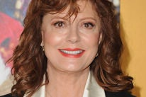 ACtress Susan Sarandon, Golden Globe nominee