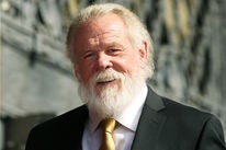 Actor Nick Nolte, Golden Globe winner and nominee