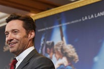Acror Hugh Jackman, Golden Globe nominee