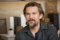 Actor/diretor/producer Ethan Hawke at Sundance 2018