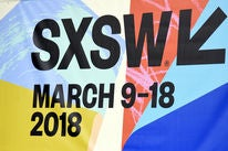 Outdoor for SXSW Festivals, Austin. TX, March 2018