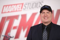 Producer and MArvel head Kevin Feige