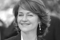 Actress Charlotte Rampling, Golden Glibe nominee