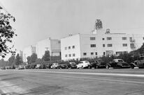 The 20th centry Fox studios in the 1940s