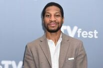 Actor Jonathan Majors