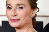 Actress Kristin Scott Thomas, Golden Globe nominee