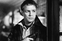 """A scene from """"On the Waterfront"""", 1954"""
