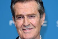 Actor, director, writer Rupert Everett, Golden Globe nominee