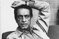 Indian filmmaker Satyajit Ray, 1974