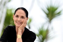 Brazilian actress Sonia Braga, Golden Globe nominee