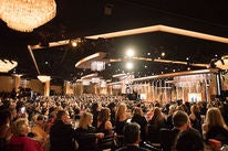 75th Golden Globes International Ballroom