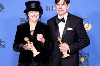 Writer Producers Amy Sherman-Palladino and Daniel Palldino