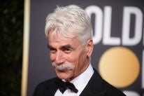 Sam Elliott at the 76th Golden Globes