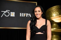Golden Globe Ambassador 2018, Simone Garcia Johnson