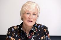 Actress Glenn Close, Golden Globe winner