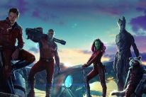 """Scene from """"Guardians of the Galaxy Vol. 2"""""""