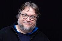 Filmmaker Guillermo del Toro, Golden Globe winner