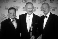 Gene Hackman, Golden Globe winner and Cecil B. deMille awrad recipient, in 2003