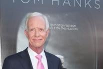 """Chesley """"Sully"""" Sullenberger at the premiere of the movie """"Sully"""""""