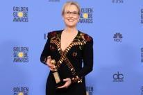 Actress Meryl Streep, Cecil B. deMille recipient