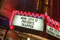 "Noir Film ""Trapped"" 1949 at the Noir City Festival 2019"