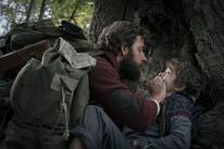 A scene from the movie A Quiet Place""