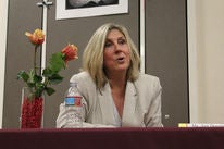 Panelist and writer/producer Ann Donohue