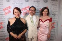 HFPA members win Cal Journalism awards 2016