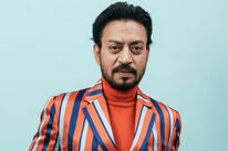 Indian star Irrfan Khan