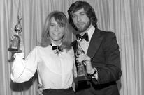 Jane Fonda and John Travolta, Golden Globes 1979