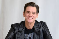 Actor Jim Carrey, Golden Globe winner