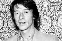 Actor John Hurt, Golden Globe winner