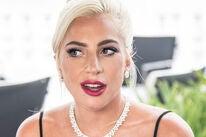 Actress and musician Lady Gaga, Golden Globe winner
