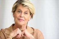 Actress Linda Hamilton, Golden Globe nominee