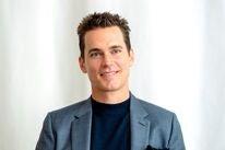 Actor Matt Bomer, Godlen Globe winner