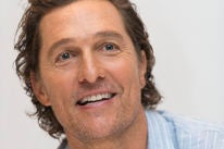 Matthew McConaughey, Golden Globe winner