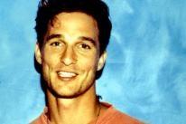 Golden Globe winner Matthew McConaughey