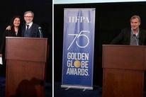 Meher Tatna, Steven Spielberg and Christopher Nolan