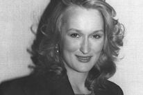 Actress Meryl Streep, Golden Globe winner and Cecil B. deMille recipient