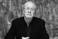 Actor Michael Caine, Golden Globe winner, in 2003