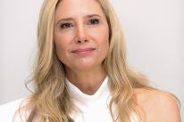 Actress Mira Sorvino, Golden Globe winner
