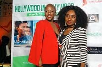 Guests at the 2019 Nollywood in Hollywood Festival