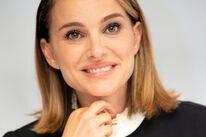 Actress Natalie Portman, Golden Globe winner