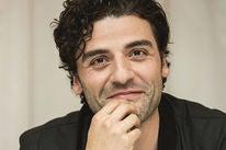 Actor Oscar Isaac, Golden Globe winner