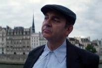 """Actor Luis Gnecco in a scene from """"Neruda"""""""