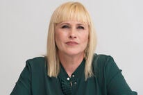 Actress Patricia Arquette, Golden Globe winner